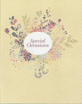 2015 Special Occasions Booklet.