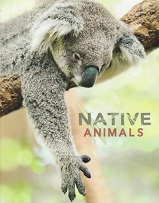 2015 Native Animals Booklet.
