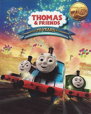 2015 Thomas & Friends Booklet.
