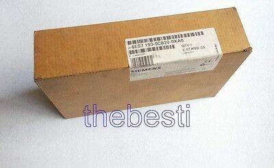 1 PC New Siemens 6ES7 193-0CB20-0XA0 6ES7193-0CB20-0XA0 In Box UK