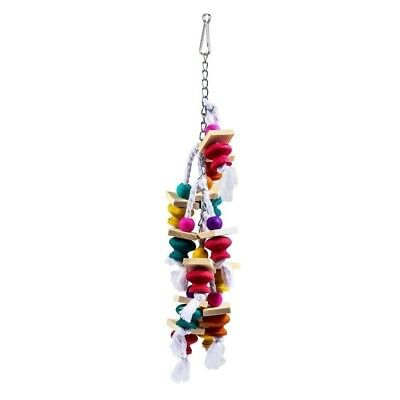 Middle Long Parrot Bird Toy Climbing
