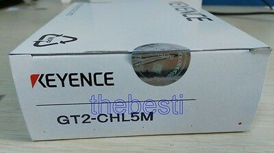 1 PC New Keyence GT2-CHL5M Contact Sensor Cable In Box UK