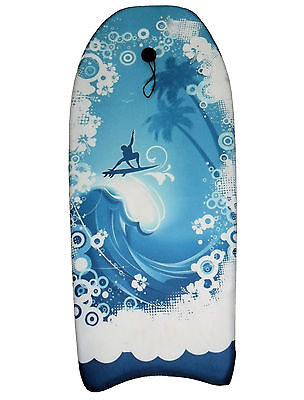 "Nalu Surf EPS Bodyboard - Beach Design 33"" or 41"""