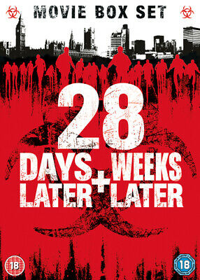 28 Days Later/28 Weeks Later DVD (2007) Robert Carlyle, Fresnadillo (DIR) cert