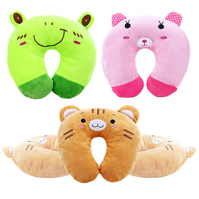 U Shaped Home Travel Pillow Cushion Car Airplane Head Rest Neck Support Headrest