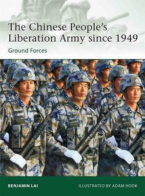 Osprey Elite 194 Chinese People´s Liberation Army seit 1949 Volksbefreiungsarmee