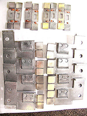 New Genuine Eaton Cutler Hammer 6-14-3 Contact Kit 4-Pole  (B185)
