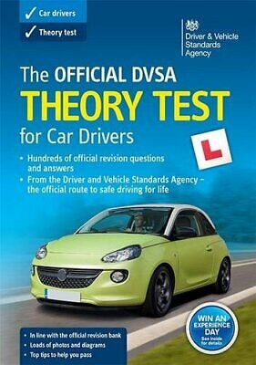 DVSA Official 2015 Theory Test for Car Drivers Book by Driver and Vehicle Standa