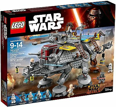 Lego Star Wars - 75157 - L'AT-TE du Capitaine Rex - NEUF et Scellé