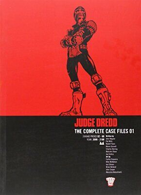 Judge Dredd: Complete Case Files v. 1 by etc. Paperback Book The Cheap Fast Free
