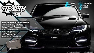 STEALTH 3.0 CONTROLLER HONDA STREAM ELYSION Performance Tune Chip Throttle Intak