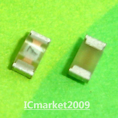 50 PCS 7A 1206 Littelfuse Fast Acting SMD Fuse 7.0 Ampere Surface Mount Fuses