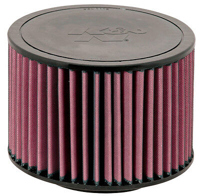 K&N Air Filter Element E-2296 (Performance Replacement Panel Air Filter)