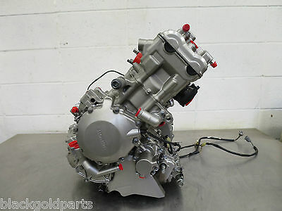 Eb100 2009 Honda Cbf1000 Cbf 1000 Engine Motor Assembly