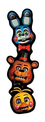 Five Nights At Freddy's Bookmark - Brand New - Gift Reading 8578