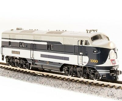 Broadway Limited 3234 N EMD E7A Wabash #1001 Locomotive Paragon2 Sound/ DC / DCC