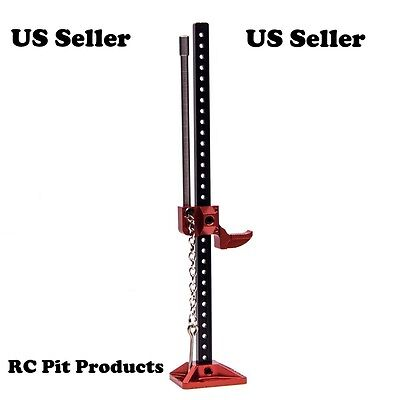 RC Scale 1/10 Hi-Lift Jack (1 pc) Accessories For Axial-RC4WD-Taymia US Seller