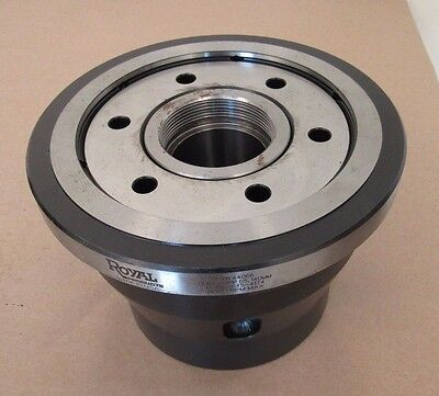 Royal Quick-Grip Accu-Length Cnc Collet Chucks P/n 44066 65,140Mm 6000Rpm Max Qa