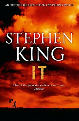 It by King, Stephen Paperback Book The Cheap Fast Free Post