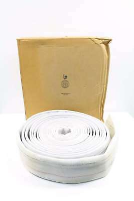 New Rawhide Fire Hose 1-3/4 In 50Ft 800Psi White Fire Hose D541538