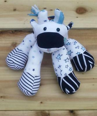Handmade Keepsake Patty the Cow