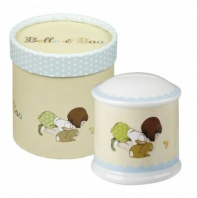 Belle & Boo Vintage Style China Money Box