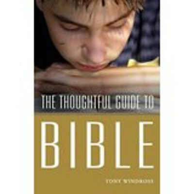 The Thoughtful Guide to the Bible, New, Robinson, Roy Book