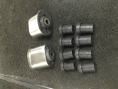 Chrysler Voyager Grand Voyager 2000-08 Rear Leaf Spring Bushes Leaf Spring Kit