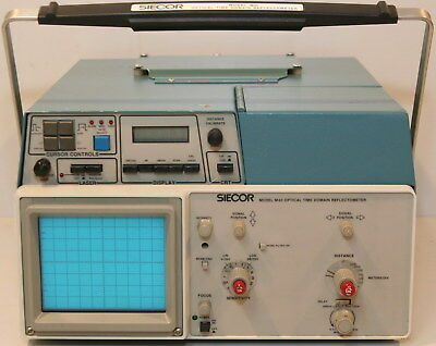 Siecor M42 Optical Time Domain Reflectometer