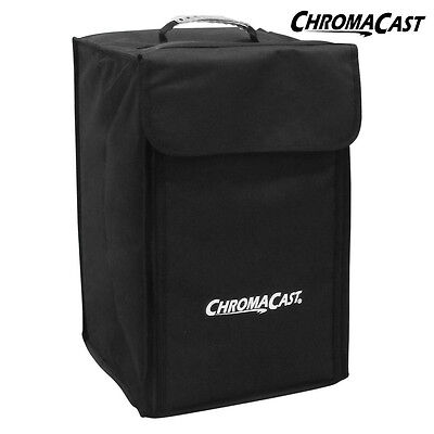 ChromaCast Padded Cajon Bag with Carry Handle & Shoulder Straps, Large Size