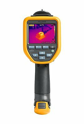 "Fluke TIS10 9HZ Thermal Imaging Camera, 80x60 Resolution, 5MP, 3.5"" LCD"
