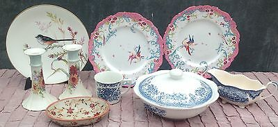 Selection of vintage ceramics from a house clearance ref42