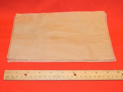 Lot of 5 - Case Knife Tissue Papers LARGE - 6x10