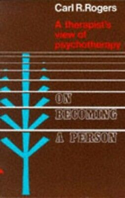 On Becoming a Person: a therapist's view of psychot... by Rogers, Carl Paperback