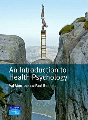 An Introduction to Health Psychology by Bennett, Dr Paul Paperback Book The