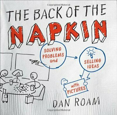 Back of the Napkin, The: Solving Problems and Selling I... by Roam, Dan Hardback