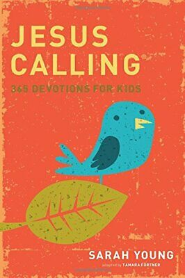 Jesus Calling: 365 Devotions for Kids (Jesus Calling ... by Sarah Young Hardback
