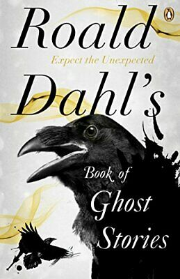 Roald Dahl's Book of Ghost Stories by Dahl, Roald Book The Cheap Fast Free Post