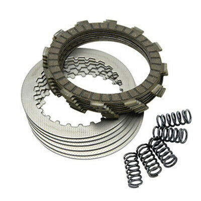 Tusk Clutch Kit with heavy Duty Springs for KAWASAKI KX250 1992-2007