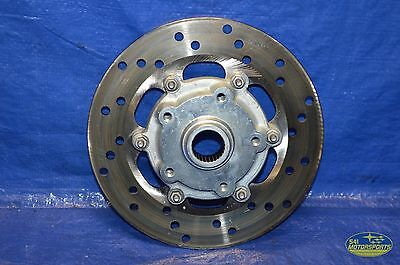 2016 Vespa Gts 300 Super Oem Brake Rotor Spindle