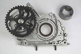Vauxhall Astra Corsa Combo Meriva 1.7 Diesel Oil Pump & Pulley 98060385 Complete