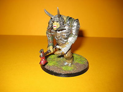 Herr der Ringe - Lord of the Rings - Mordor Troll aus Plastik