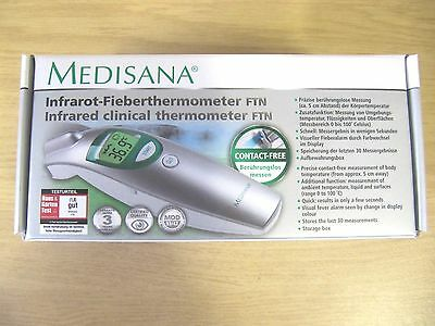 Medisana FTN Non Contact Infrared Thermometer