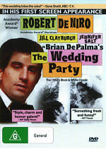 The Wedding Party (DVD, 2011) New DVD Region 4 Sealed