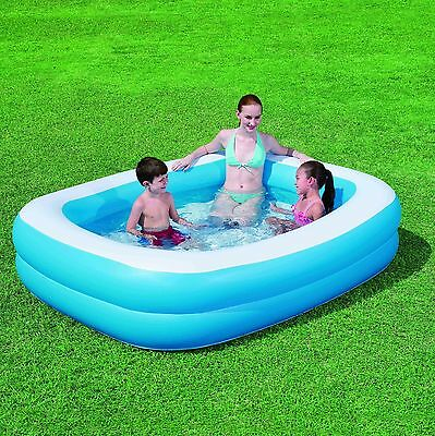 Inflatable Family Pool 455L PRODUCT REF: BW54005