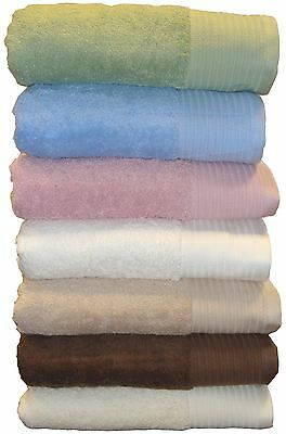 Chatsworth 100% Egyptian Cotton Bathroom Towels Super Soft 600gsm