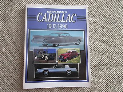 The Standard Catalog of Cadillac, 1903-1990 (1991, Paperback) 1st Edition