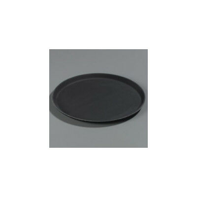 "Carlisle Food Service Products GripLite® Round Tray Tan 14"" W x 14"" D Set of 12"