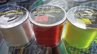 Tronixpro Axia High Strength Sea Fishing Line All Sizes and Colours