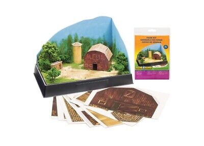 Woodland Scenics SP4241 Scene-A-Rama Farm Kit